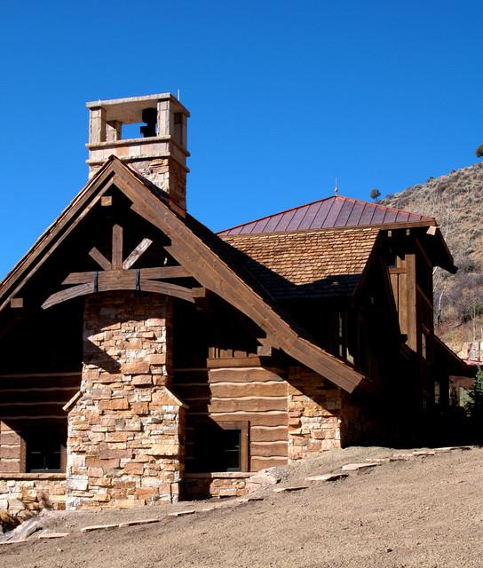 Timber Springs Lodge rustic