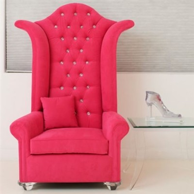 Amazing Princess Chair By H Studio