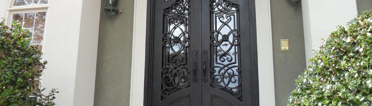 Ordinaire Abby Iron Doors   Duluth, GA, US 30096