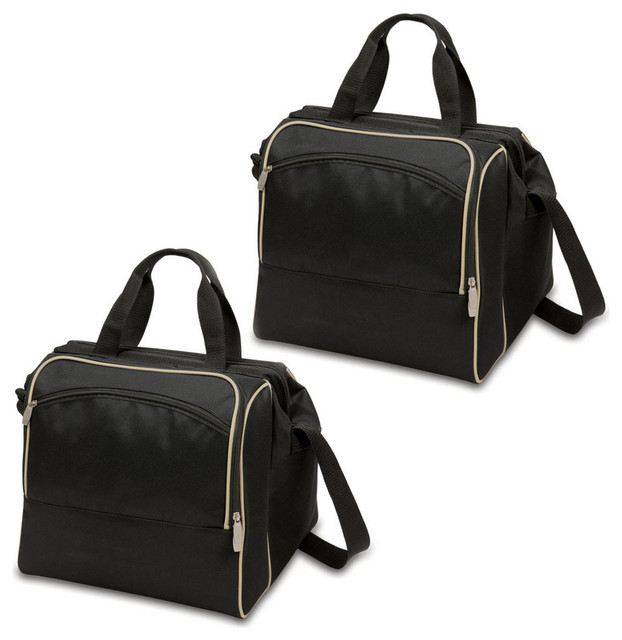 Picnic Time Polyester Verdugo Picnic Cooler Totes, Set Of 2.