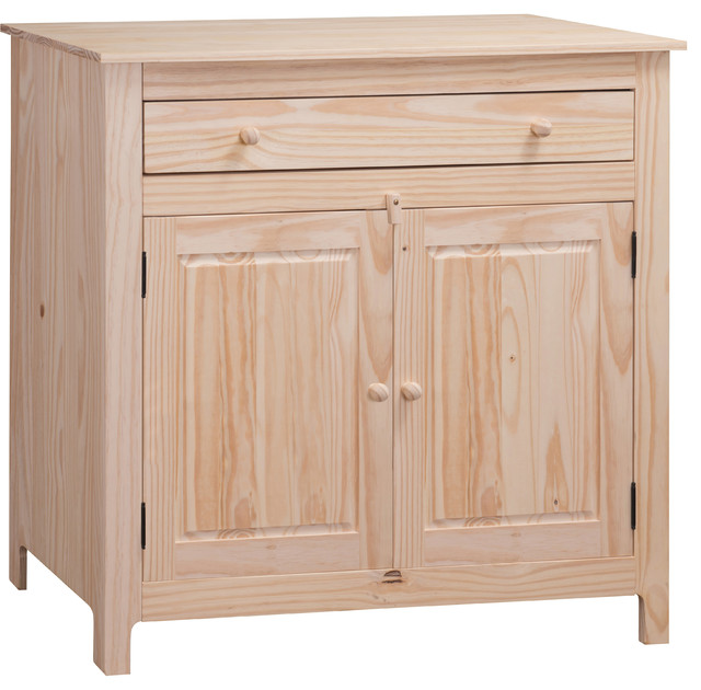 Amazing Pine Unfinished Deluxe Sideboard Rustic Buffets And Sideboards
