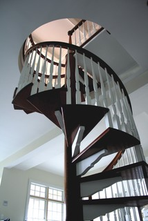 Staircase in Private Residence