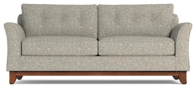 Marco Queen Size Sleeper Sofa, Innerspring Mattress, Straw