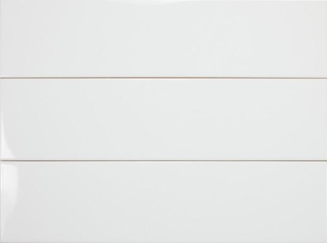 "50 Pieces Of 4""x16 White Subway Subway Ceramic."