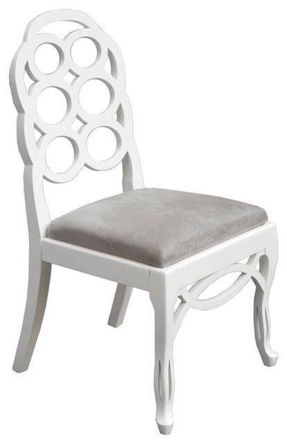 Frances Elkins Style Loop Chair