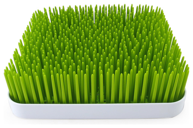 boon inc grass countertop drying rack spring green modern dish racks by baby news online. Black Bedroom Furniture Sets. Home Design Ideas