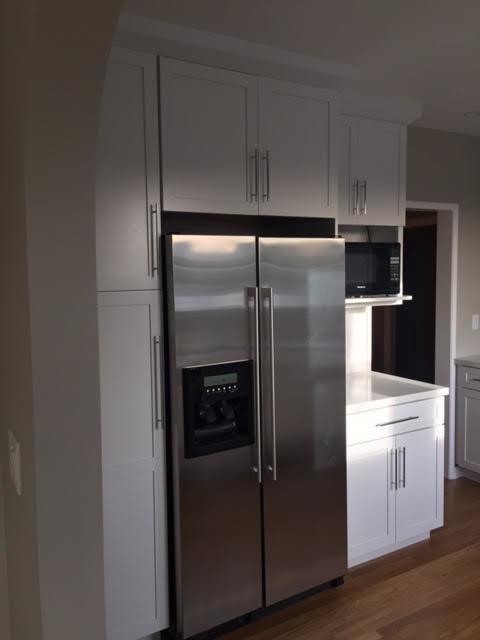 oakland Kitchen Renovation, 2017