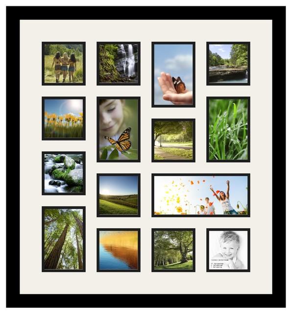 Arttoframes arttoframes alphabet photography picture for Modern collage frame