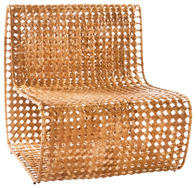 Banana Weave Chair Modern Outdoor Lounge Chairs