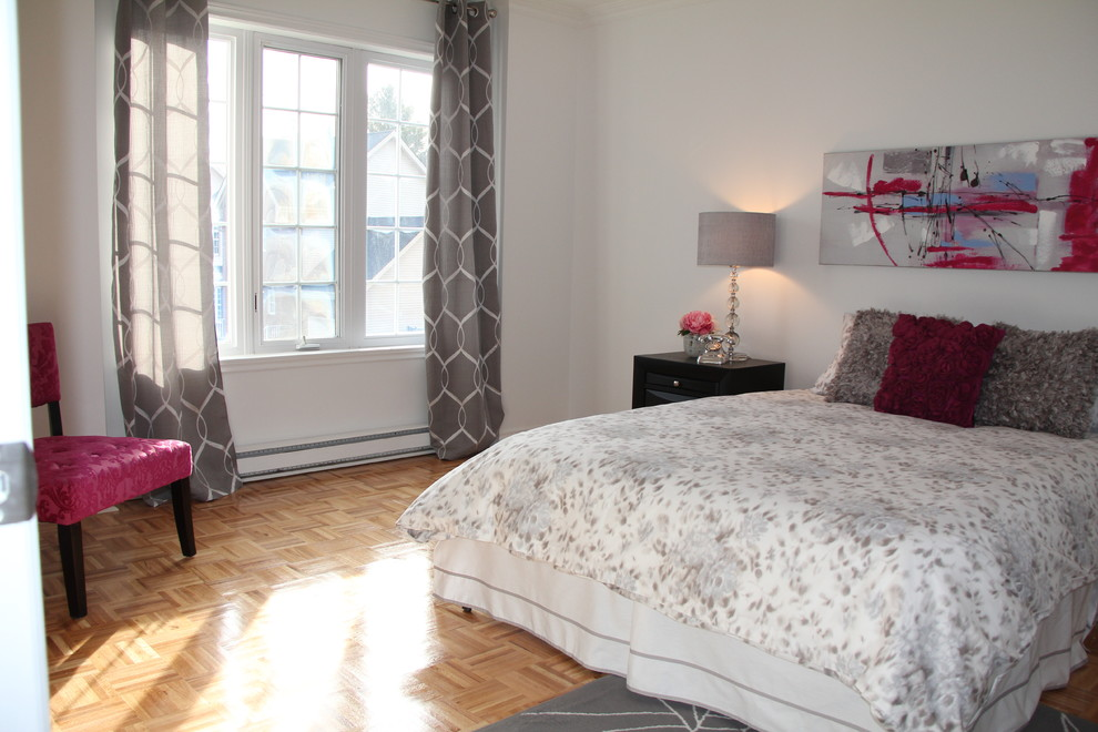 Vacant Home Staging - Terrebonne Family Home