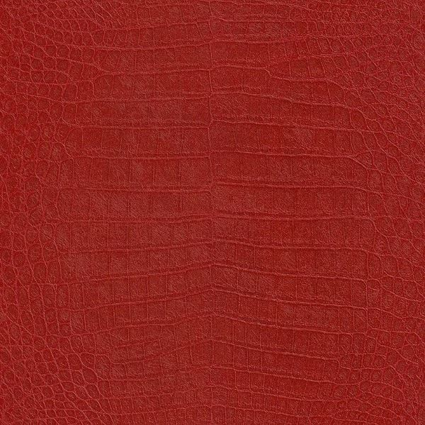 Crocodile Textured Wallpaper Collection, Deep Red.
