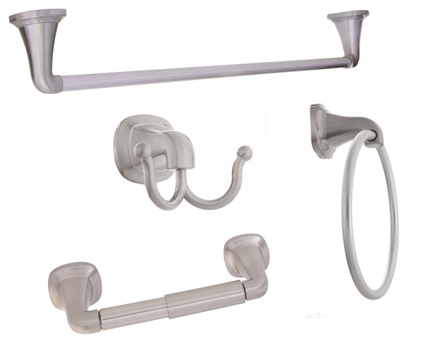 Delta Ely Collection Oil Rubbed Bronze Bathroom Accessories  Towel Ring