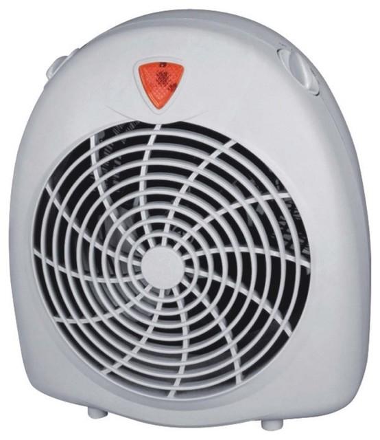 Ace Midea Pelonis Heater Fan 600 900 1500 W Off White