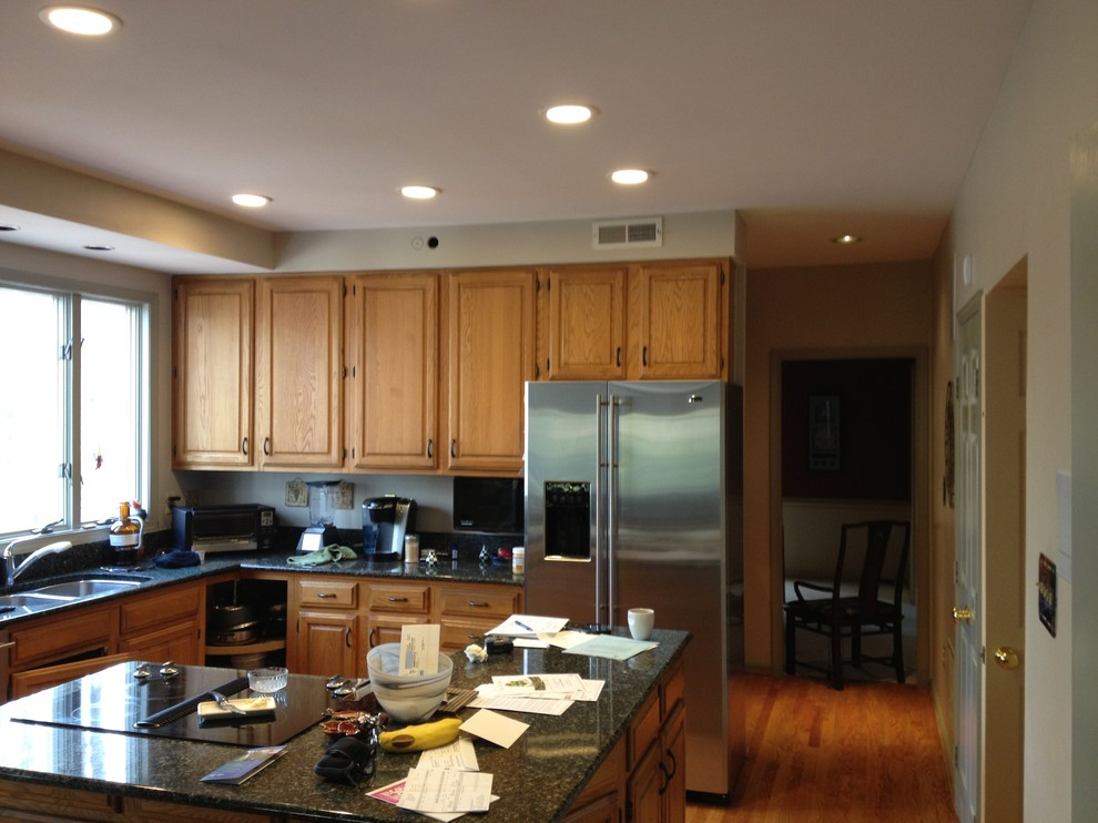 Fairfax Station Kitchen Remodel: Before