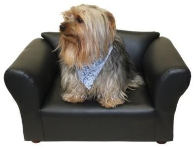 Fantasy Furniture Mini Sofa Leatherette Pet Bed Modern Sofas By Hayneedle