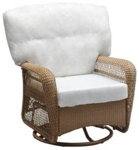 Martha Living Patio Furniture Charlottetown Natural All Weather Wicker