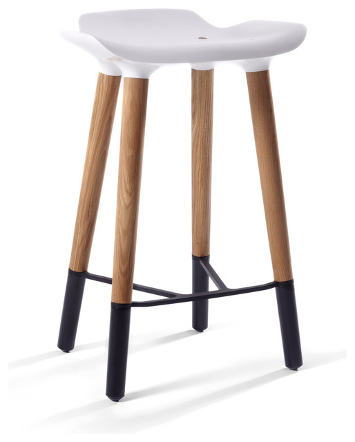 Design Lab MN Pluto Danish Modern Counter Stool With Seat  : bar stools and counter stools from www.houzz.com size 514 x 640 jpeg 38kB