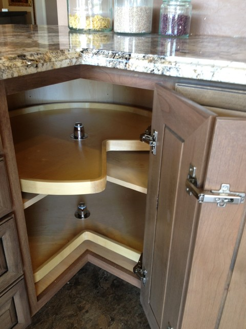 Cool Cabinet Features - Kitchen Cabinetry - Other - by Hunts Home Interiors & Design