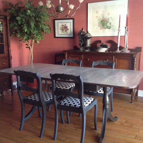 Annie Sloan Chalk Paint For Dining Room Table