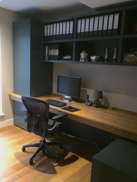 bespoke home office. Bespoke Home Study Contemporary-home-office Office H