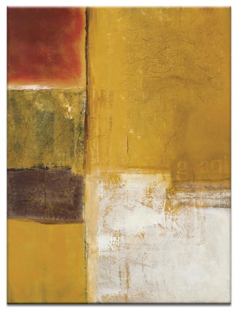 Urban Divide 2, Canvas Print.