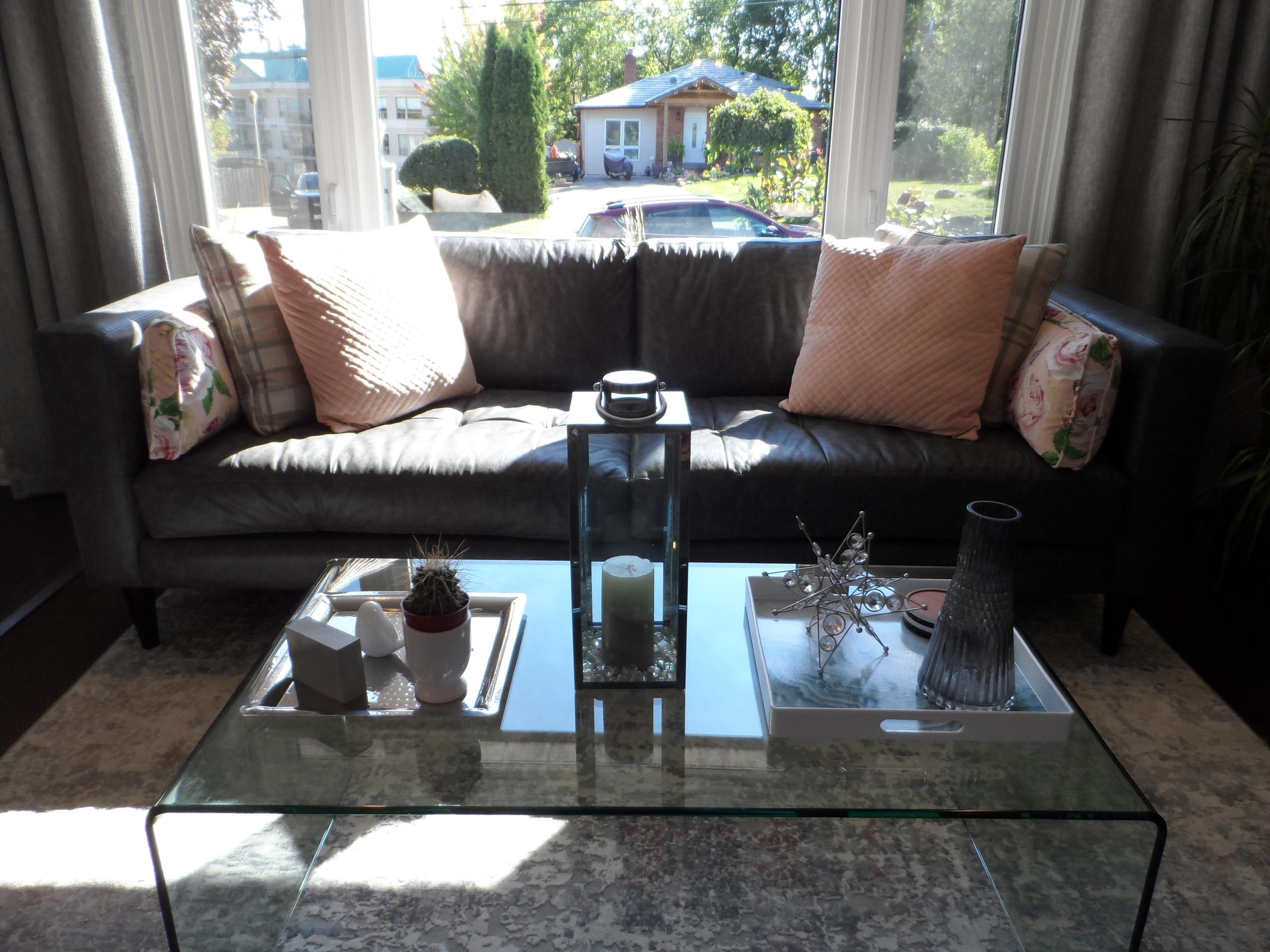 Living room/Dining room refresh