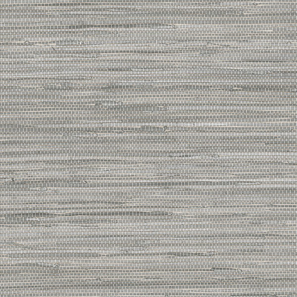Faux Grasscloth Gray, Nt33705, Sample, 3&x27;.