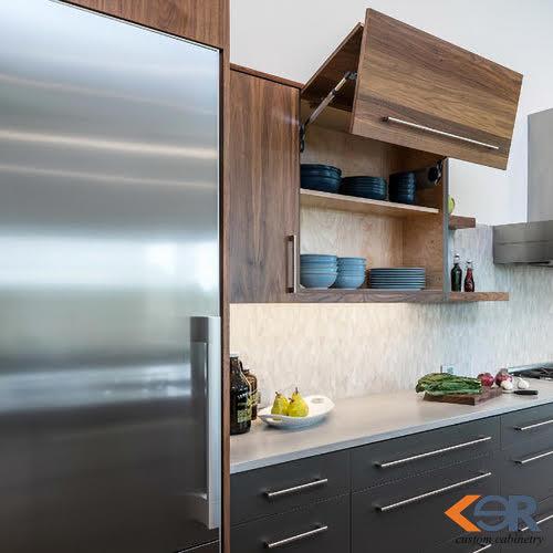 Laminate Finish Cabinets