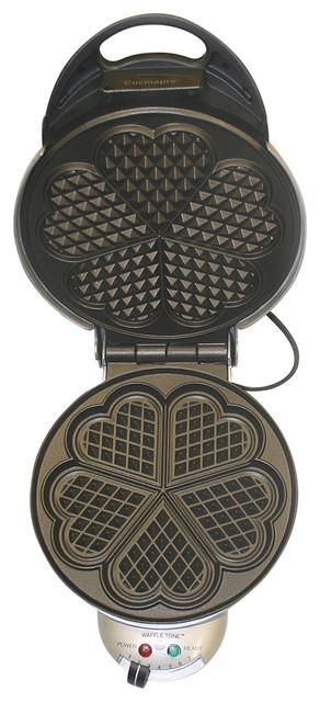 Danish 5-Heart Waffle Maker.