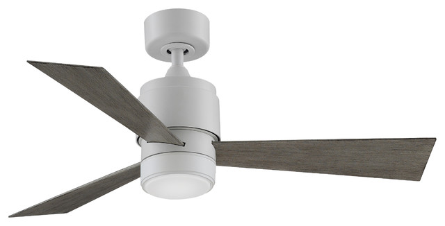 Weathered Gray Ceiling Fan With Light 2022