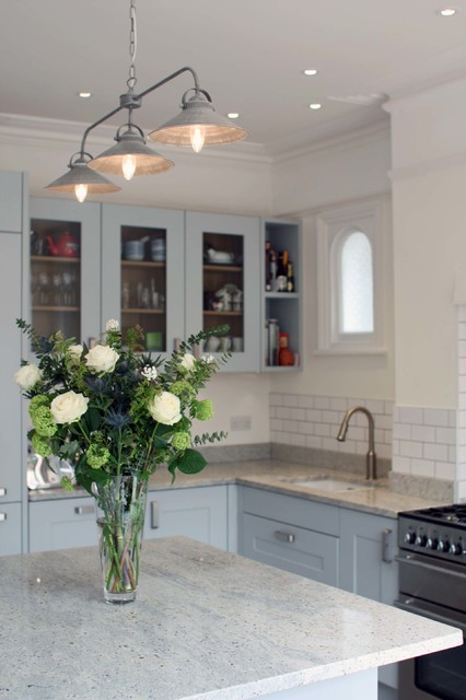 Open Plan Kitchen South West London Traditional London By Residence In
