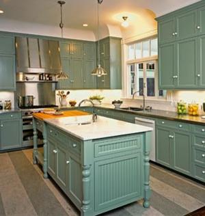 Cabinet Color Kitchen