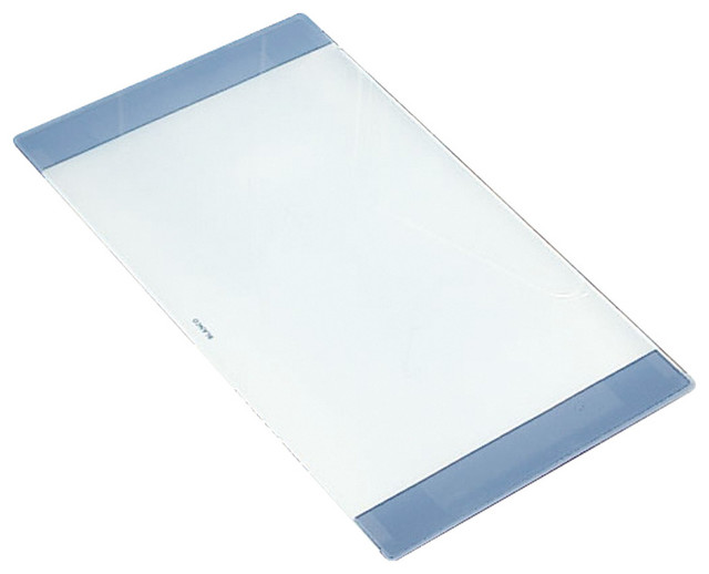 Blanco Blanco Glass Cutting Board White View In Your