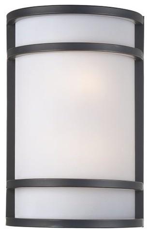 Minka Lavery 345 Pl 2 Light 7 75 W Flush Mount Wall Sconce Fluorescent