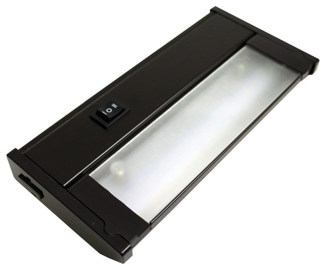 AQL - 120V Dimmable LED Under Cabinet Metal Light Bar, AQUC - View in Your Room! | Houzz