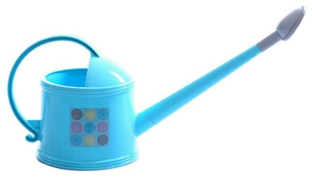 Detachable Long Spout Watering Pot Can Blue