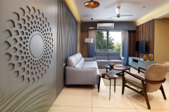 Vadodara Houzz: This Flat Dazzles in Down-to-Earth Finishes