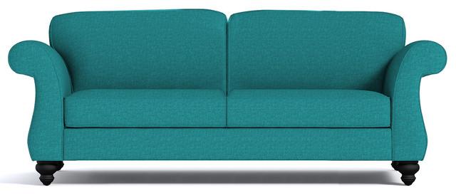 Ryandale Sofa, Ocean Blue.