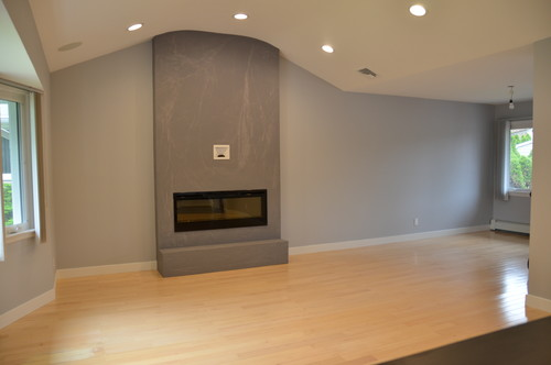 S.O.S. empty living room. Help me make this space inviting.