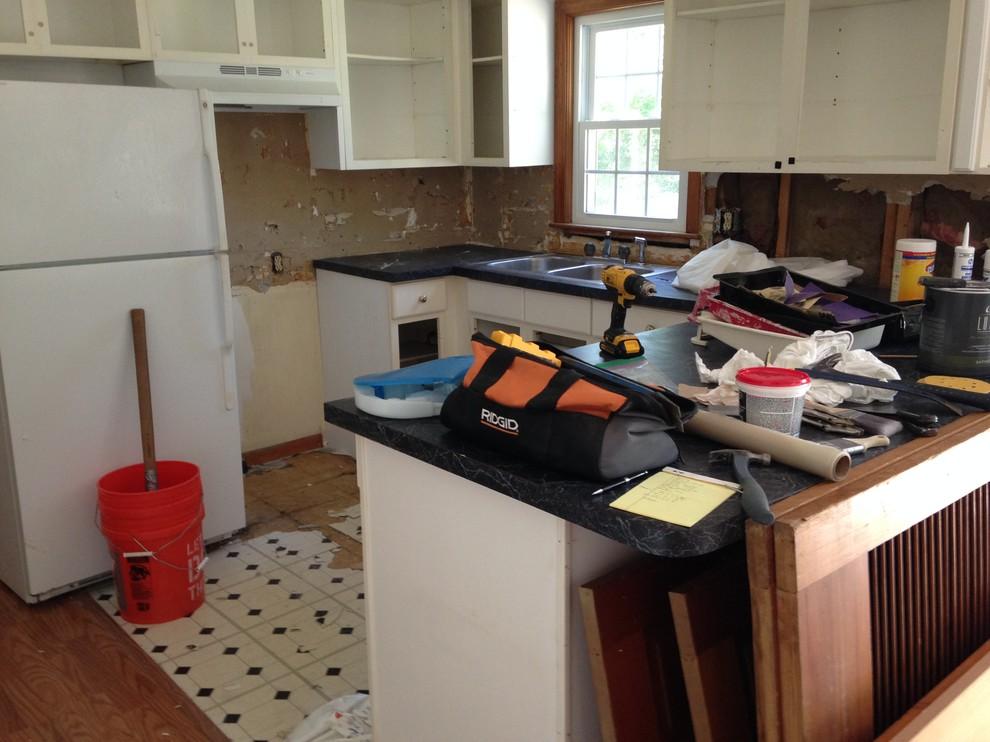 Hyannisport kitchen reno