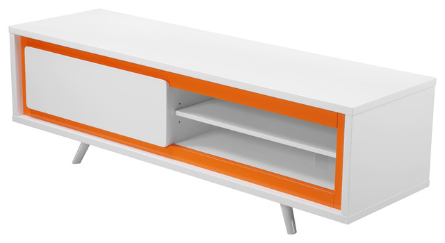 Ava Short Tv Stand - Modern - Entertainment Centers And Tv ...