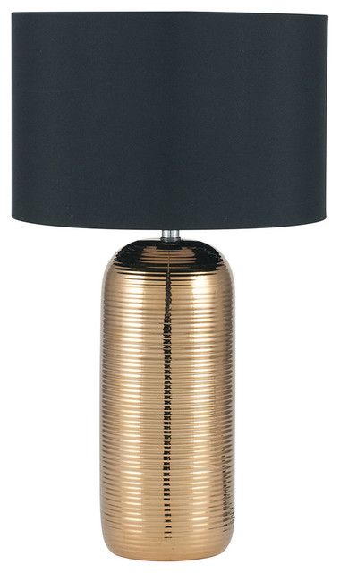 Allie Table Lamp, Gold Finish