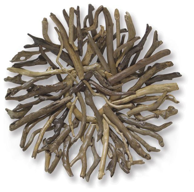 Palecek - Palecek Driftwood Stick Wall Decor - View in Your Room ...