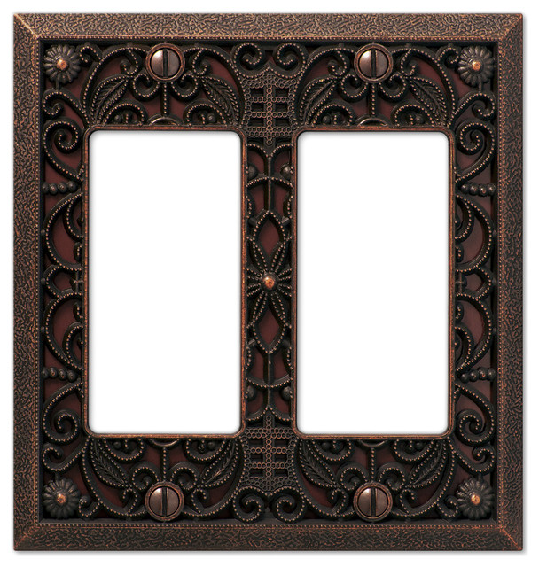 Decor wall plates by amerelle