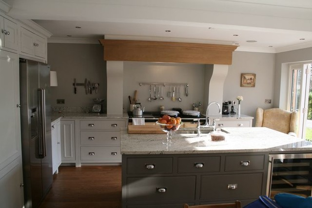 Neptune Chichester Kitchen Designed And Installed By
