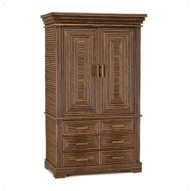 Rustic Cabinet #2070-#2072 - Rustic - China Cabinets And Hutches - by La Lune Collection