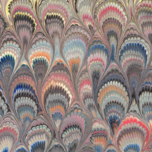 Venetian Marble, Wallpaper Tiles.