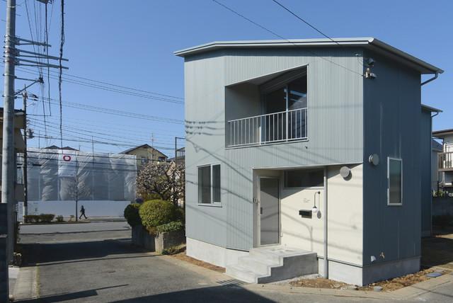 日本 横浜のインダストリアルスタイルの住まいの写真