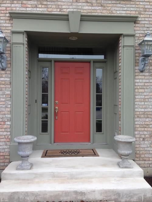 Charmant Front Door Option