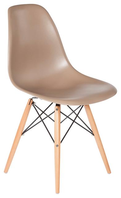 af2ddfd4624 Midcentury Modern Dowel-Leg Dining Side Chair